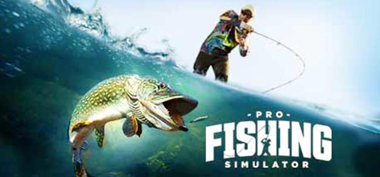 Pro Fishing Simulator Free Download Full Version PC Game