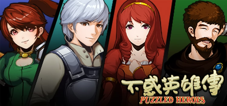 Puzzled Heroes Free Download Full Version Crack PC Game
