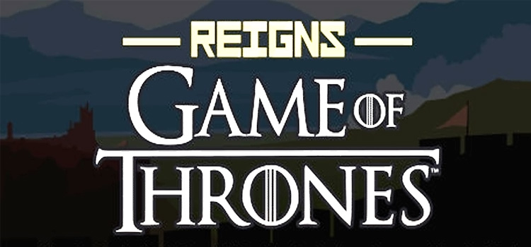 Reigns Game Of Thrones Free Download Full Version PC Game
