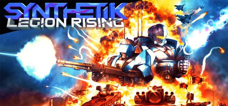 SYNTHETIK Legion Rising Free Download FULL PC Game