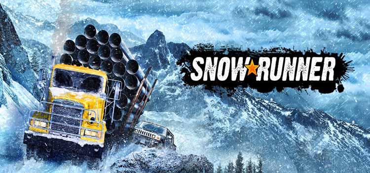 SnowRunner A MudRunner Free Download Full Version PC Game