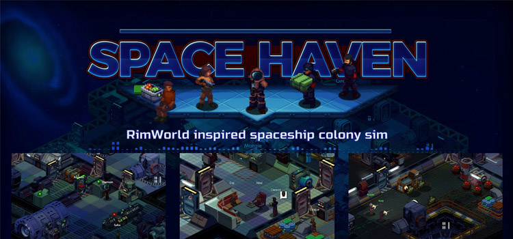Space Haven Free Download FULL Version Crack PC Game