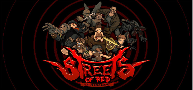 Streets Of Red Devils Dare Deluxe Free Download PC Game