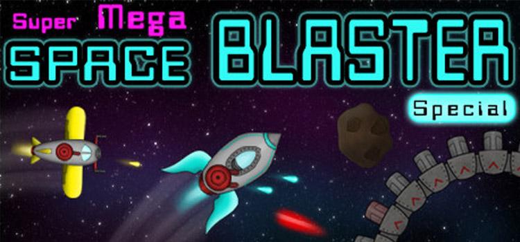 Super Mega Space Blaster Specia Free Download PC Game