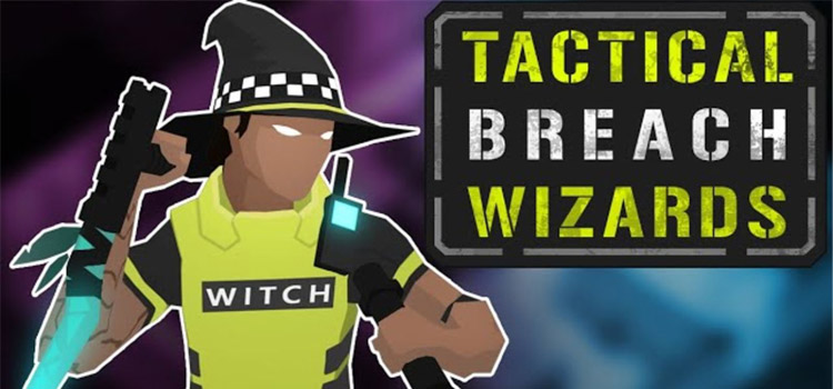 Tactical Breach Wizards Free Download FULL PC Game