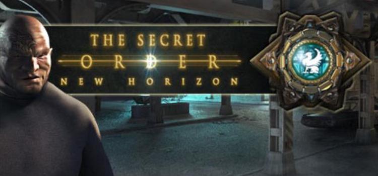 The Secret Order New Horizon Free Download Full PC Game
