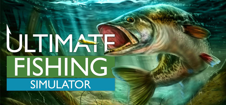 Ultimate Fishing Simulator Moraine Lake Free Download PC