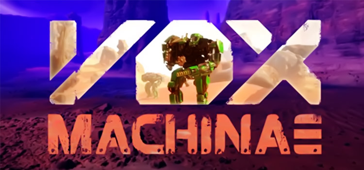Vox Machinae Free Download FULL Version Crack PC Game