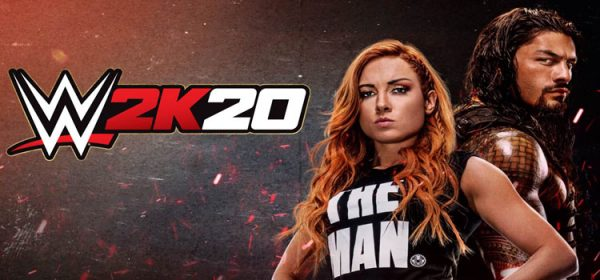 WWE 2K20 Free Download Full Version Crack PC Game Setup