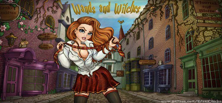 Wands And Witches Free Download FULL Version PC Game