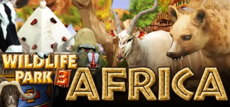 Wildlife Park 3 Africa Free Download Full Version PC Game
