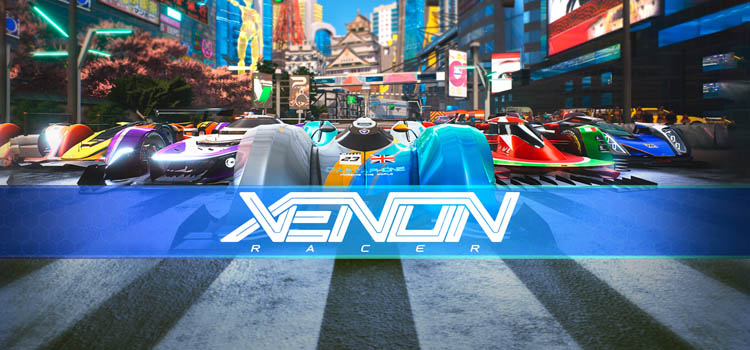 Xenon Racer Free Download FULL Version Crack PC Game