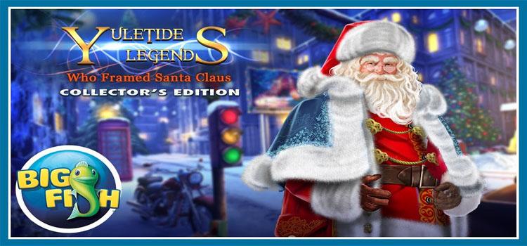 Yuletide Legends Who Framed Santa Claus Free Download PC