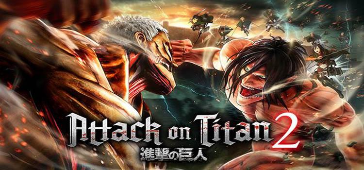 Attack On Titan 2 Free Download FULL Version PC Game