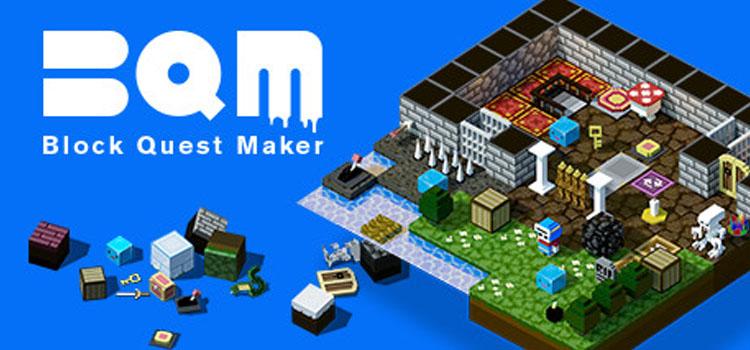BQM BlockQuest Maker Free Download Full Version PC Game