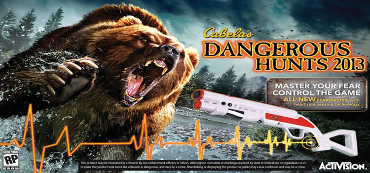 Cabelas Dangerous Hunts 2013 Free Download Full PC Game
