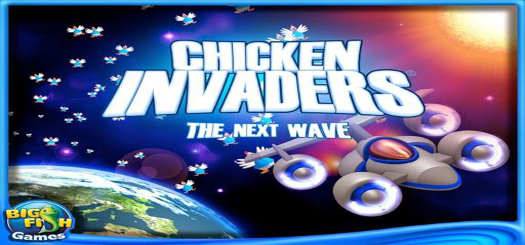 Chicken Invaders 2 Free Download FULL Version PC Game
