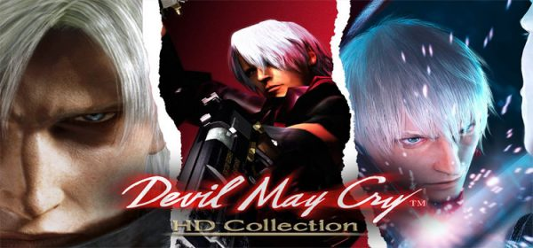 Devil May Cry HD Collection Free Download Crack PC Game