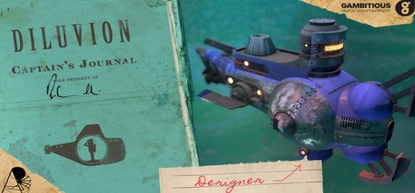 Diluvion Captains Journal Free Download Crack PC Game