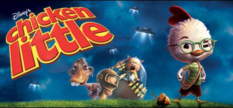 Disneys Chicken Little Free Download Full Version PC Game