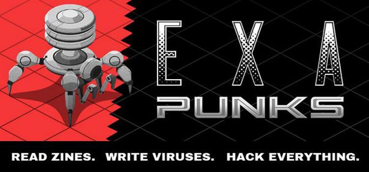 EXAPUNKS Free Download FULL Version Crack PC Game