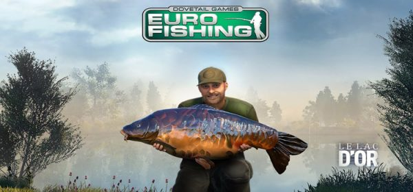 Euro Fishing Le Lac Dor Free Download Crack PC Game