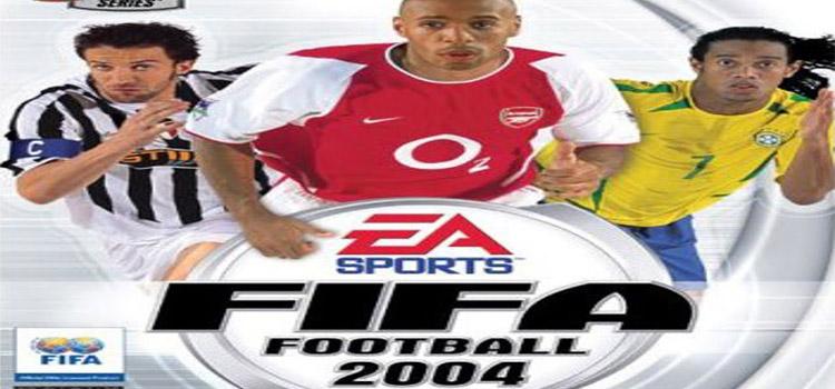 FIFA 2004 Free Download FULL Version Crack PC Game