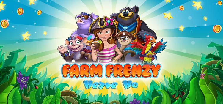 Farm Frenzy Heave Ho Free Download Crack PC Game