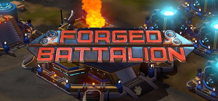 Forged Battalion Free Download FULL Version PC Game