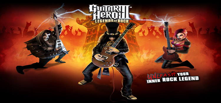 Guitar Hero 3 Legends Of Rock Free Download PC Game