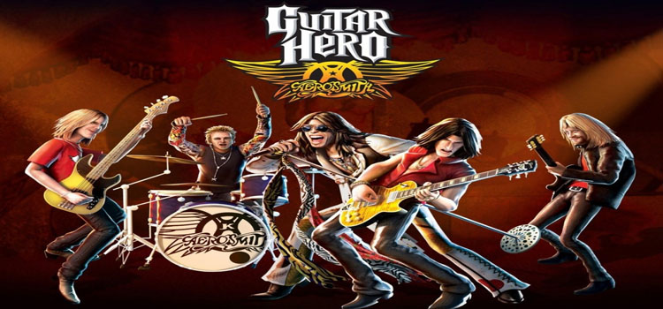 Guitar Hero Aerosmith Free Download Full Version PC Game