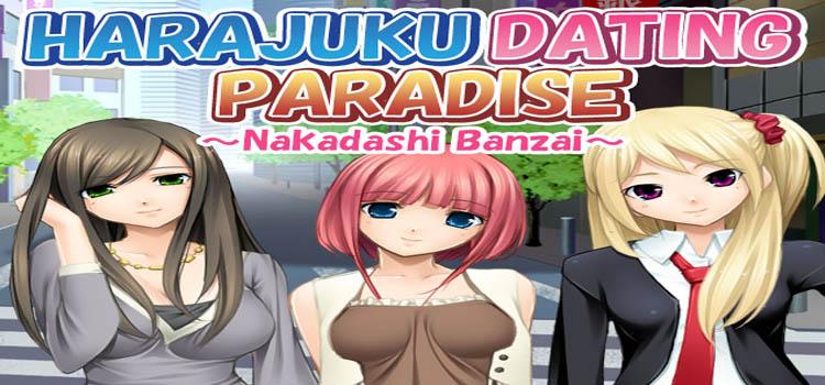 Harajuku dating paradise