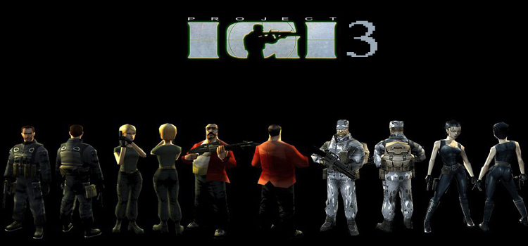 IGI 3 Free Download FULL Version Crack PC Game