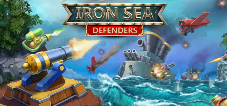 Iron Sea Defenders Free Download FULL Version PC Game