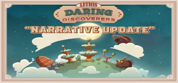 Lethis Daring Discoverers Narrative Free Download PC Game
