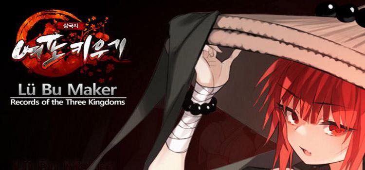 Lu Bu Maker Free Download Full Version Crack PC Game