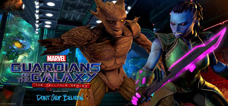 Marvels Guardians Of The Galaxy Episode 5 Free Download
