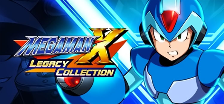 Mega Man X Legacy Collection Free Download Full PC Game