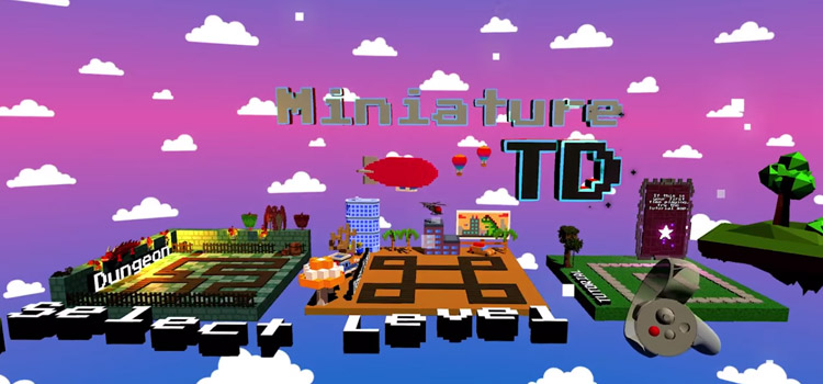 Miniature TD VR Free Download FULL Version PC Game