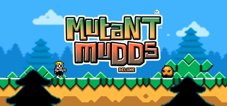Mutant Mudds Deluxe Free Download Full Version PC Game