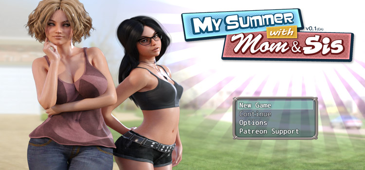 My Summer With Mom And Sis Free Download Full PC Game