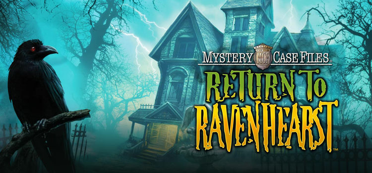 Mystery Case Files Return To Ravenhearst Free Download PC
