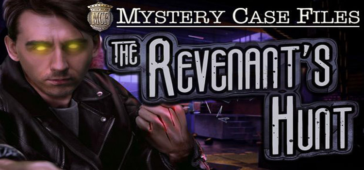 Mystery Case Files The Revenants Hunt Free Download PC