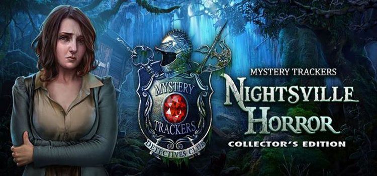 Mystery Trackers Nightsville Horror Free Download PC Game