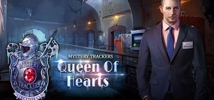 Mystery Trackers Queen Of Hearts Free Download PC Game