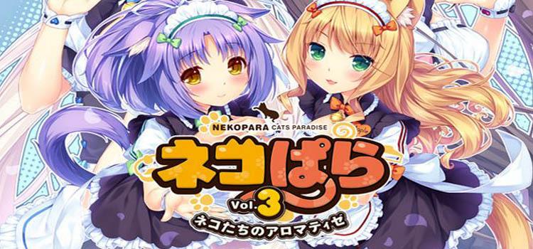 NEKOPARA Vol 3 Free Download FULL Version PC Game