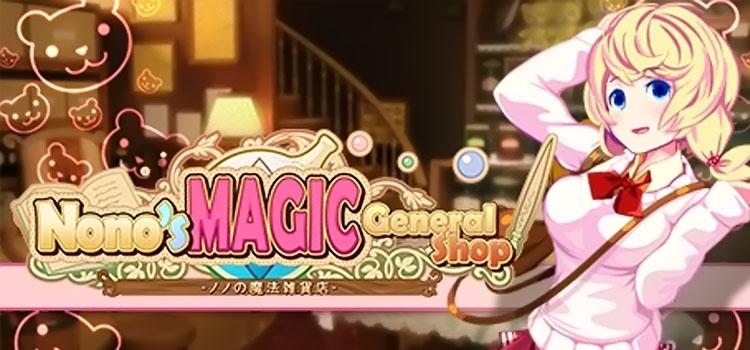 Nonos Magic General Shop Free Download Crack PC Game