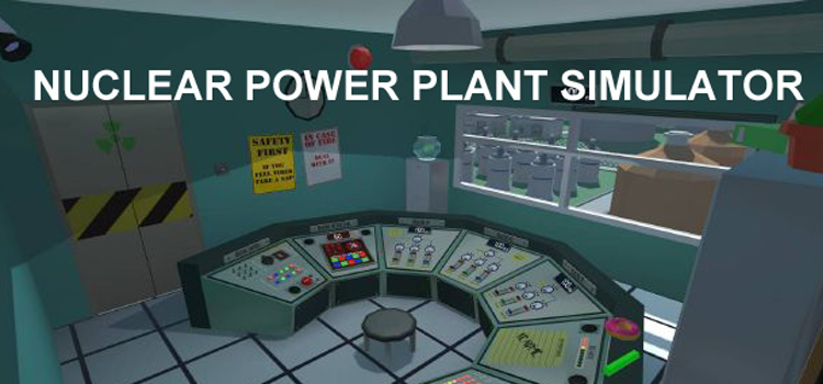 Nuclear Power Plant Simulator Free Download Full PC Game