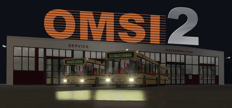 OMSI 2 Free Download FULL Version Crack PC Game