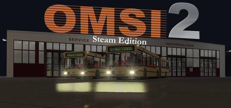 OMSI 2 Steam Edition Free Download Full Version PC Game